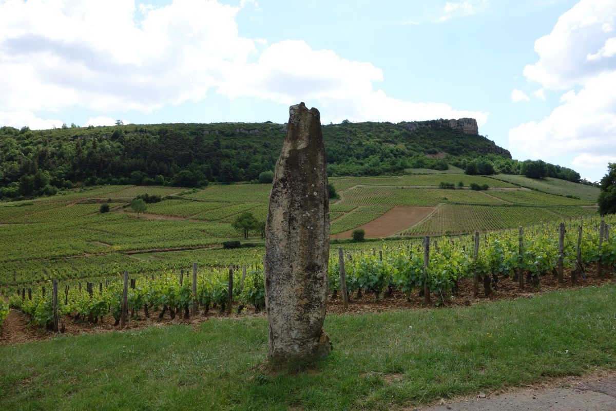 Menhir de Vergisson