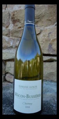 Macon Bussiere, Gamay du Domaine Gonon à Bussieres